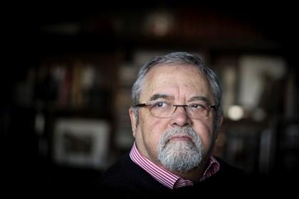 O escritor, romancista e professor universitário, Mário Cláudio