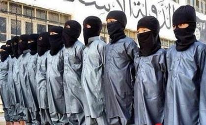 As crianças como armas de morte e vítimas do Estado Islâmico