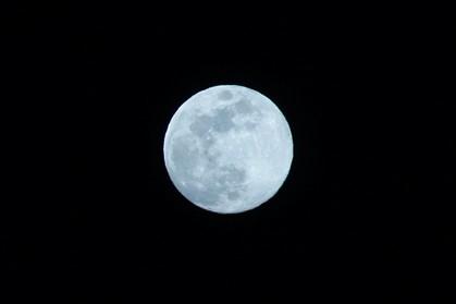 A última lua azul foi em agosto de 2012
