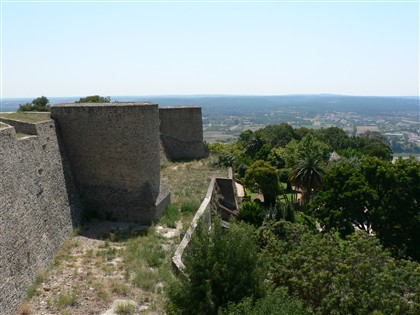 Torre islâmica e frescos com mais de 500 anos descobertos no castelo de Abrantes