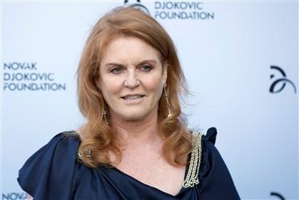 Sarah Ferguson, de duquesa a rainha das televendas Ng4553381