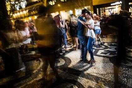 Lisboa dança na rua: é giro e não se paga