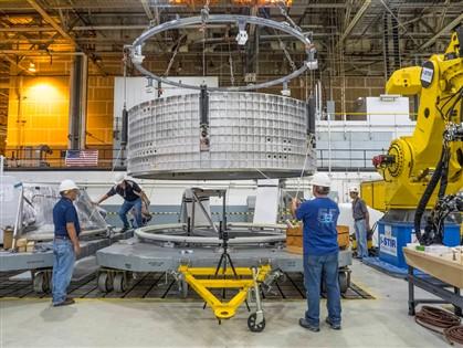 Primeira missão da Orion é em 2017