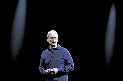 Tim Cook, CEO da Apple, vai falar para sete mil pessoas no Bill Graham Civic Auditorium