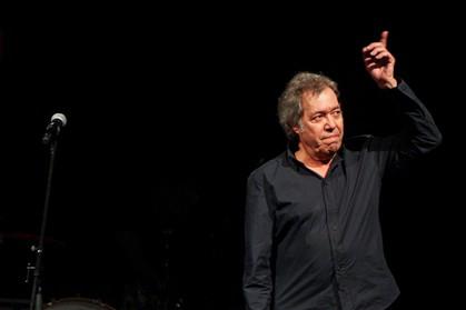 O primeiro dia dos 70 anos de Sérgio Godinho