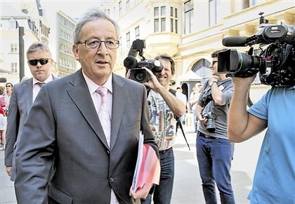 Juncker, aqui em julho de 2013, não conseguiu formar governo