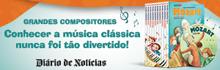 Conhecer a música clássica nunca foi tão divertido!