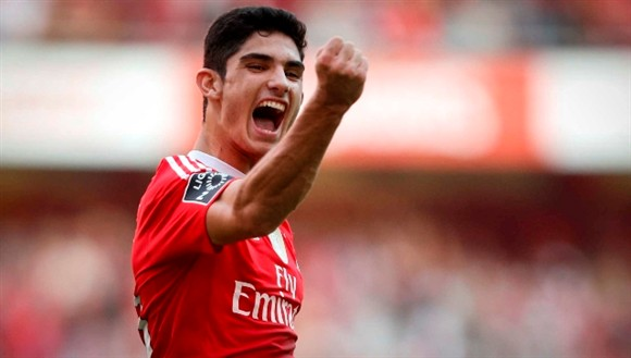 Image result for guedes benfica