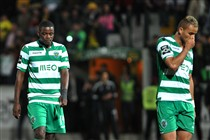 Ewerton e William Carvalho s�o baixas na pr�-�poca do Sporting