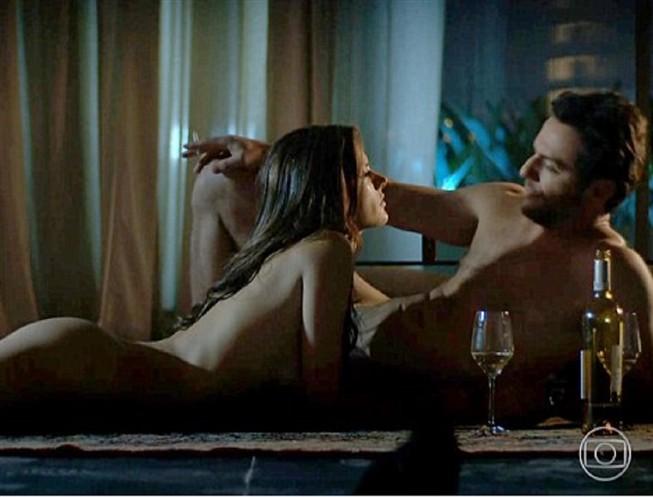 Anjo da Victoria's Secret na próxima novela brasileira da SIC