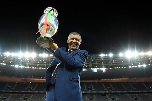 Resultado de imagem para Fernando Santos euro 2016