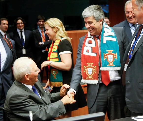 Resultado de imagem para mario centeno eurogrupo