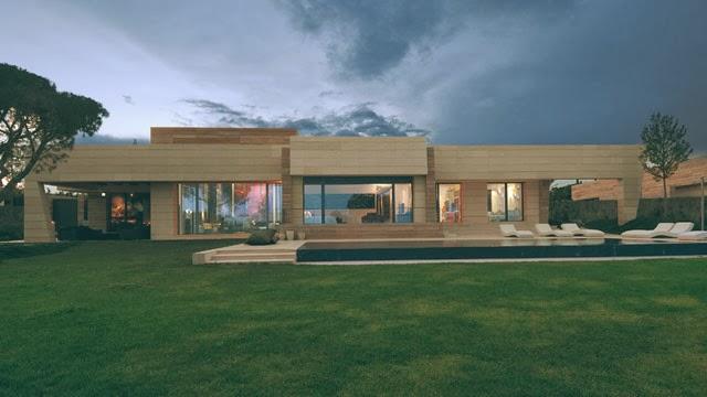 Cristiano ronaldo p e venda as casas em madrid - Casa de cr7 en madrid ...