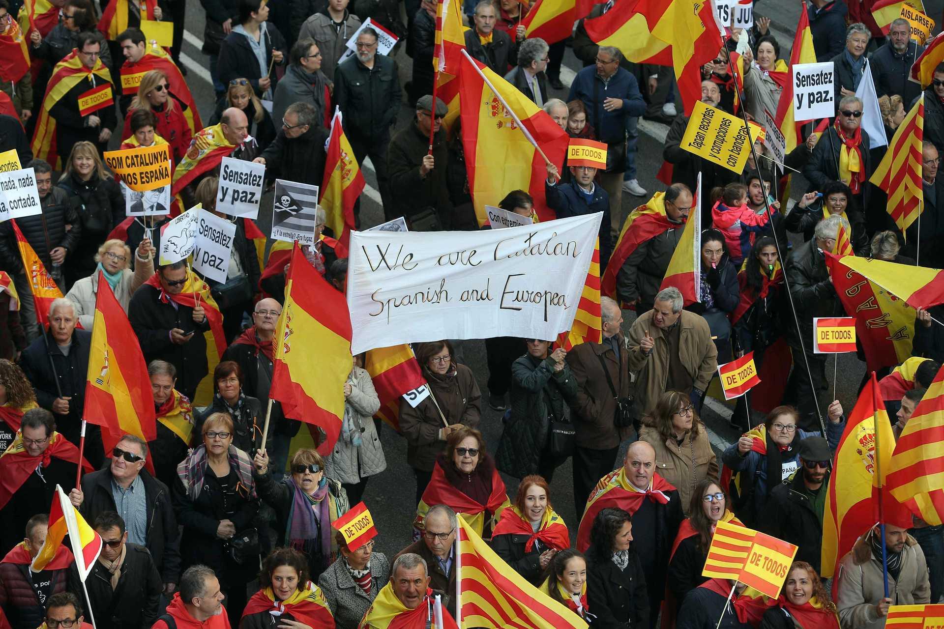 04692f7857720 Apelos à reforma nos 39 anos da Constituição espanhola