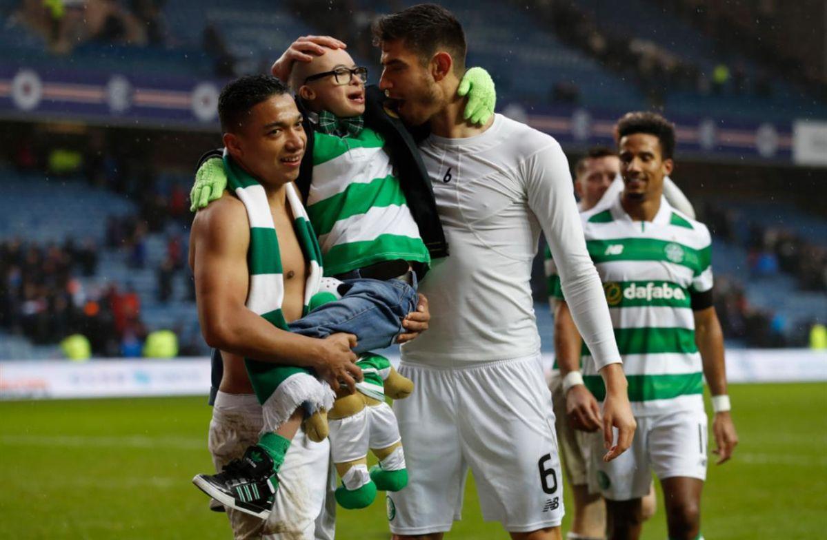 Celtic estabelece novo recorde de 27 jogos sem perder b0dbf261d90d5