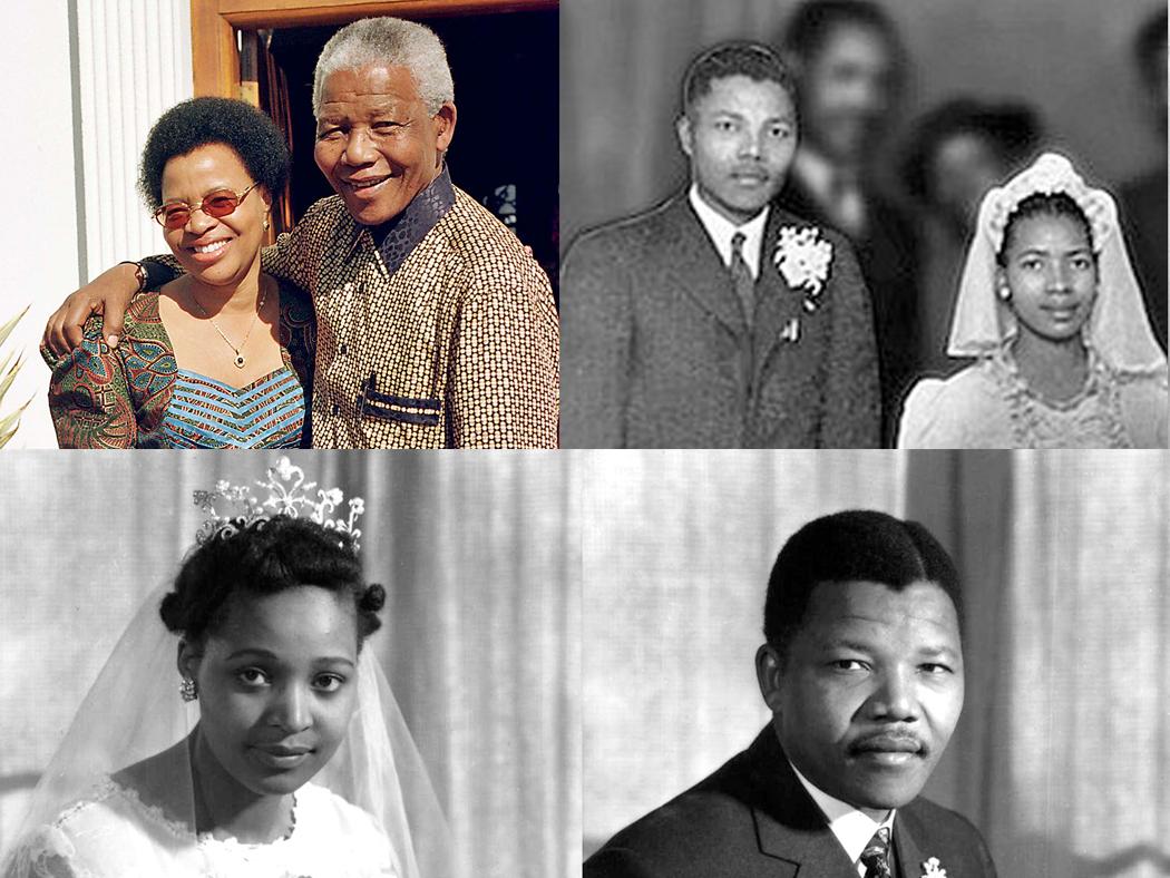 Nelson Mandela Três Companheiras Para Uma Longa Caminhada