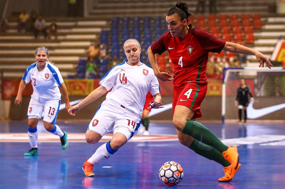 004d26a68c Gondomar vai acolher o primeiro Europeu de futsal feminino