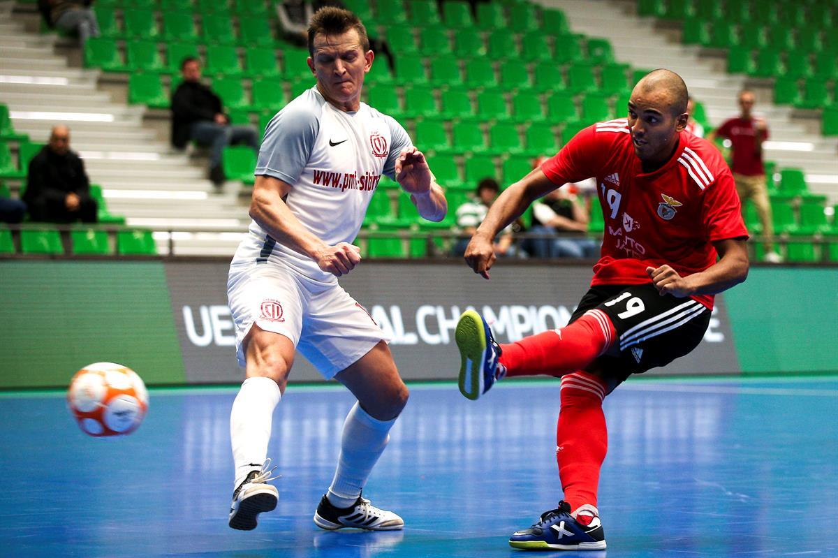 Benfica soma segundo triunfo na Ronda da Elite da Champions 571f9872fa6d2
