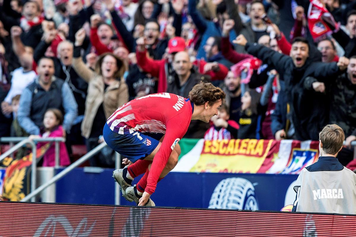 f258a33552247 Atlético de Madrid vence sensação Alavés e sobe ao topo