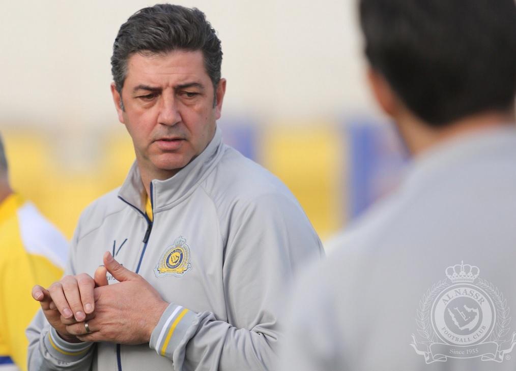 Rui Vitória volta a golear no comando do Al Nassr 175d14b50cf4f