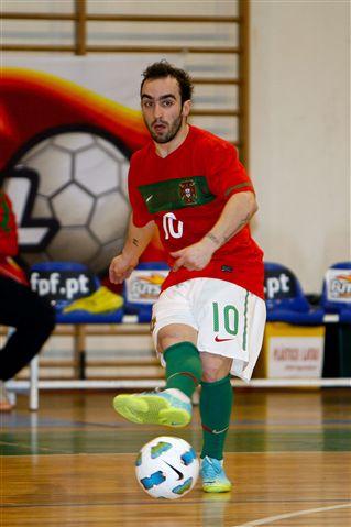e208330b73 Ricardinho eleito o melhor jogador de futsal do Mundo