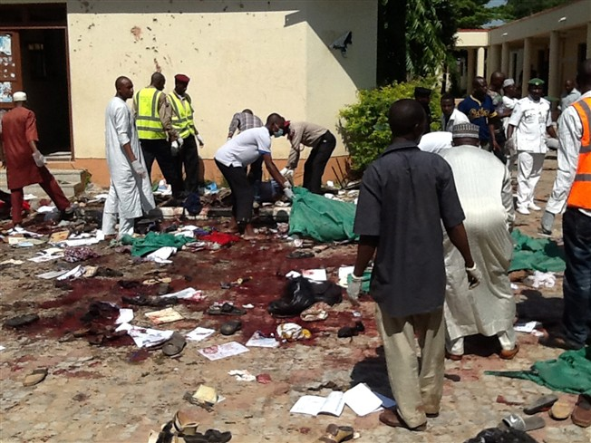 O Boko Haram e a repress�o do Governo j� causaram mais de 15 mil mortos