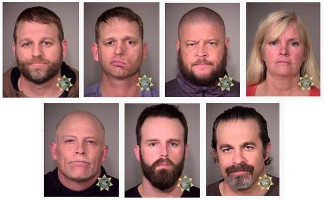 Um morto e seis manifestantes detidos em Oregon (EUA) - FBI