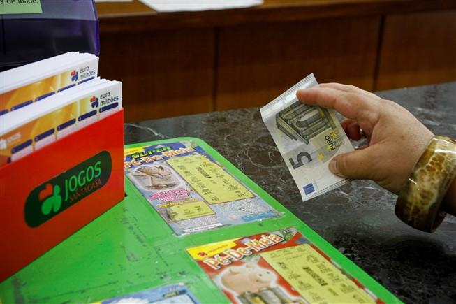 Veja se ganhou 131 milhões de euros — Euromilhões