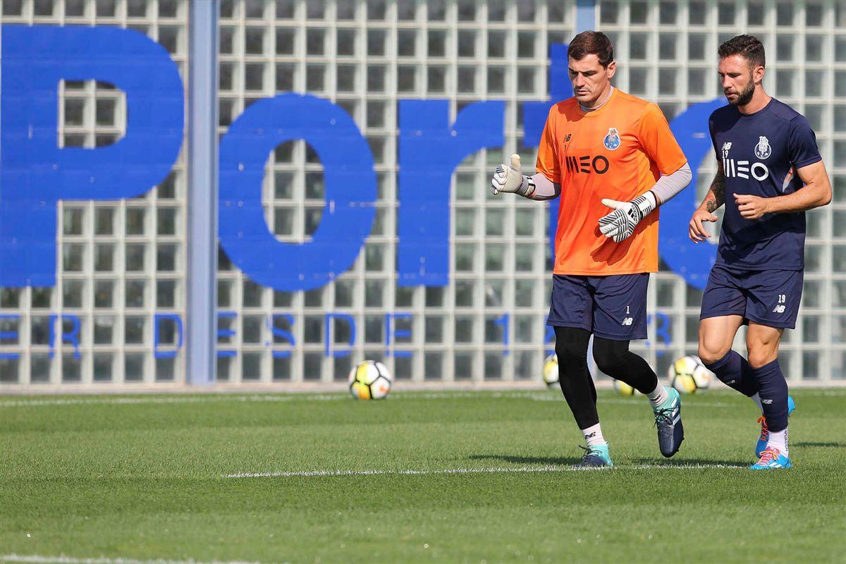 Casillas  ″Só me interessa defender o meu clube″ a3cad4b2f61b9