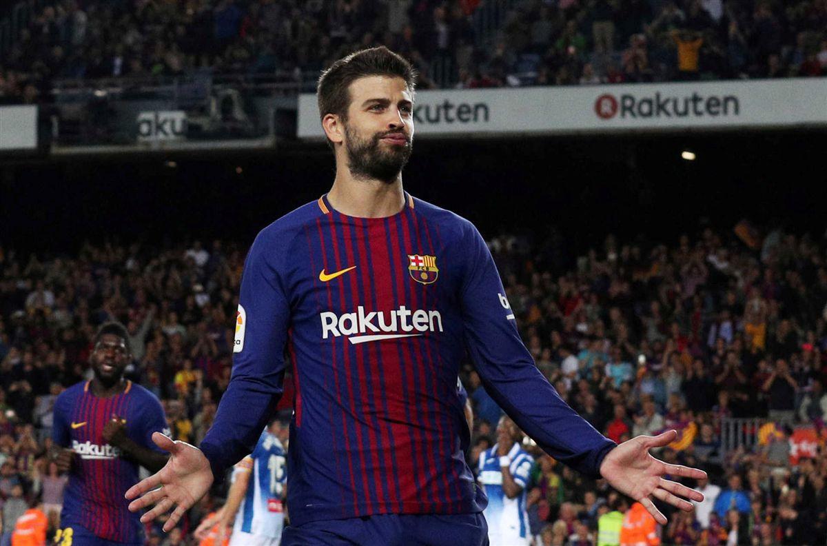 Piqué diz que um independentista pode jogar pela seleção espanhola 328f2da571ba3