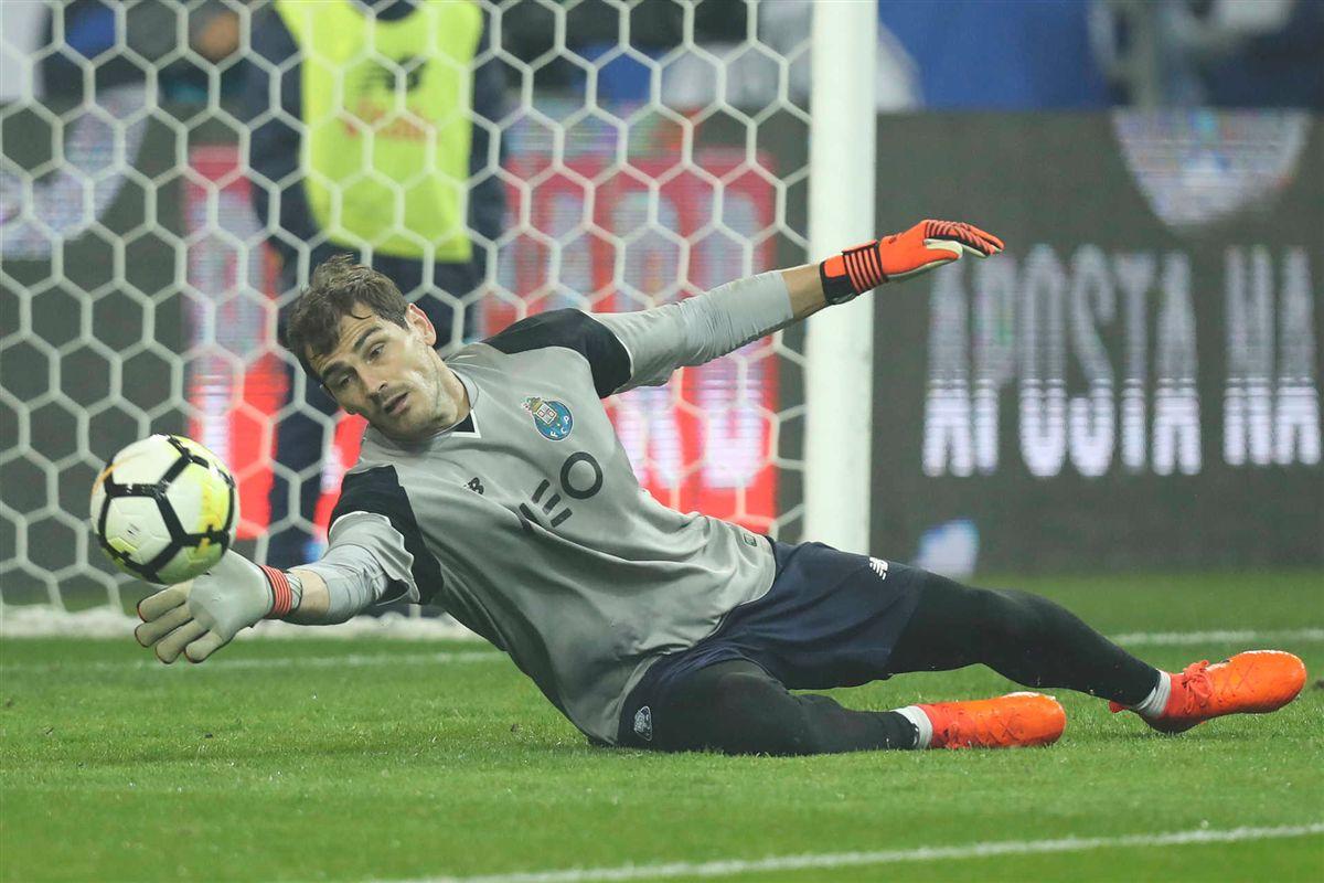 Iker Casillas deixa ″farpas″ à imprensa espanhola d42c682e92f76