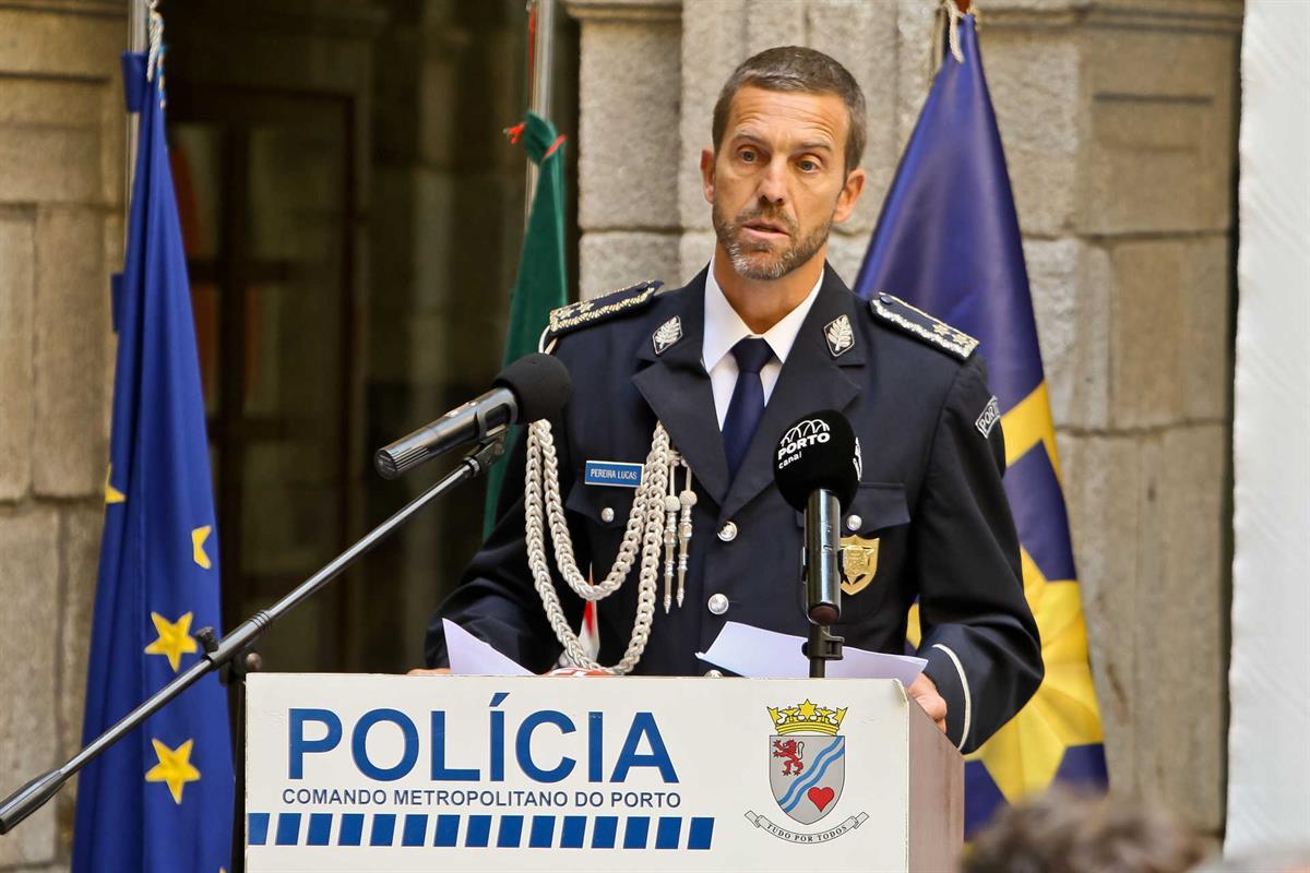 e0f0d5e655f30 Segurança dos turistas entre prioridades do novo comandante da PSP do Porto