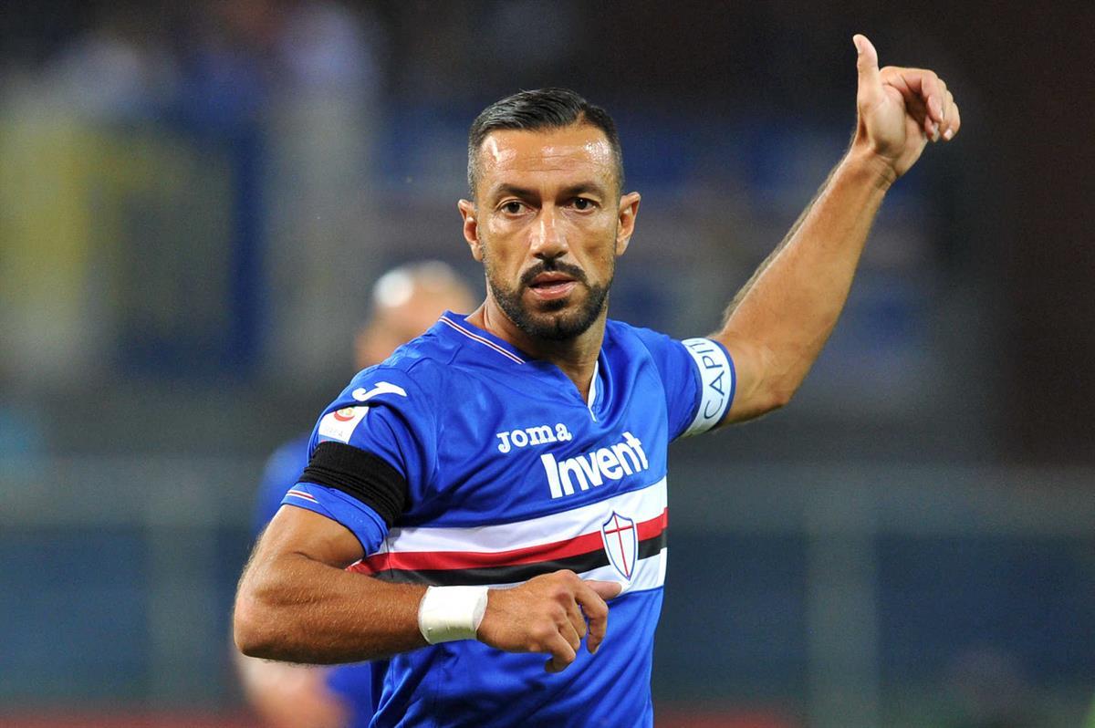 e1f481f3b3 Vídeo do golo de calcanhar de Fabio Quagliarella frente ao Nápoles