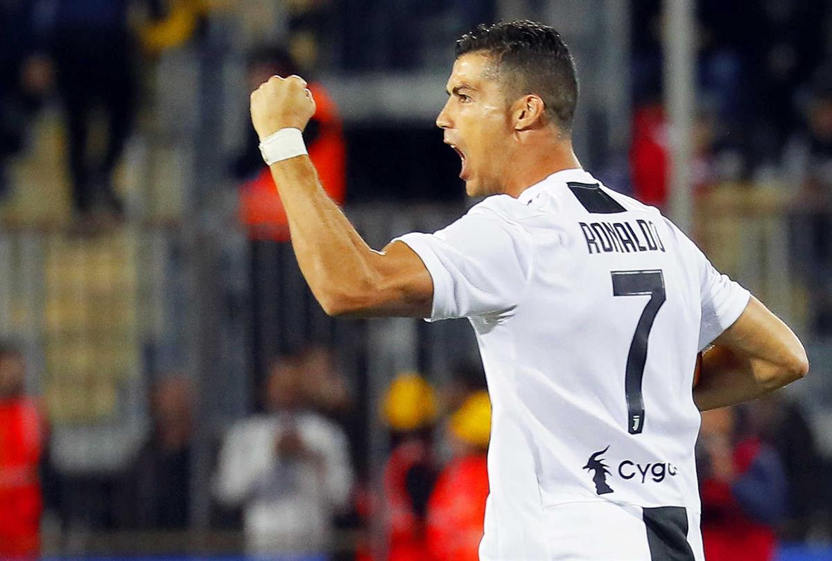 586c12aaf1 Cristiano Ronaldo histórico na Juventus  um goleador assim só há 60 anos