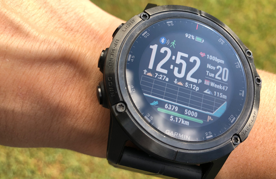 06e82f2847a Garmin Fenix 5X Plus