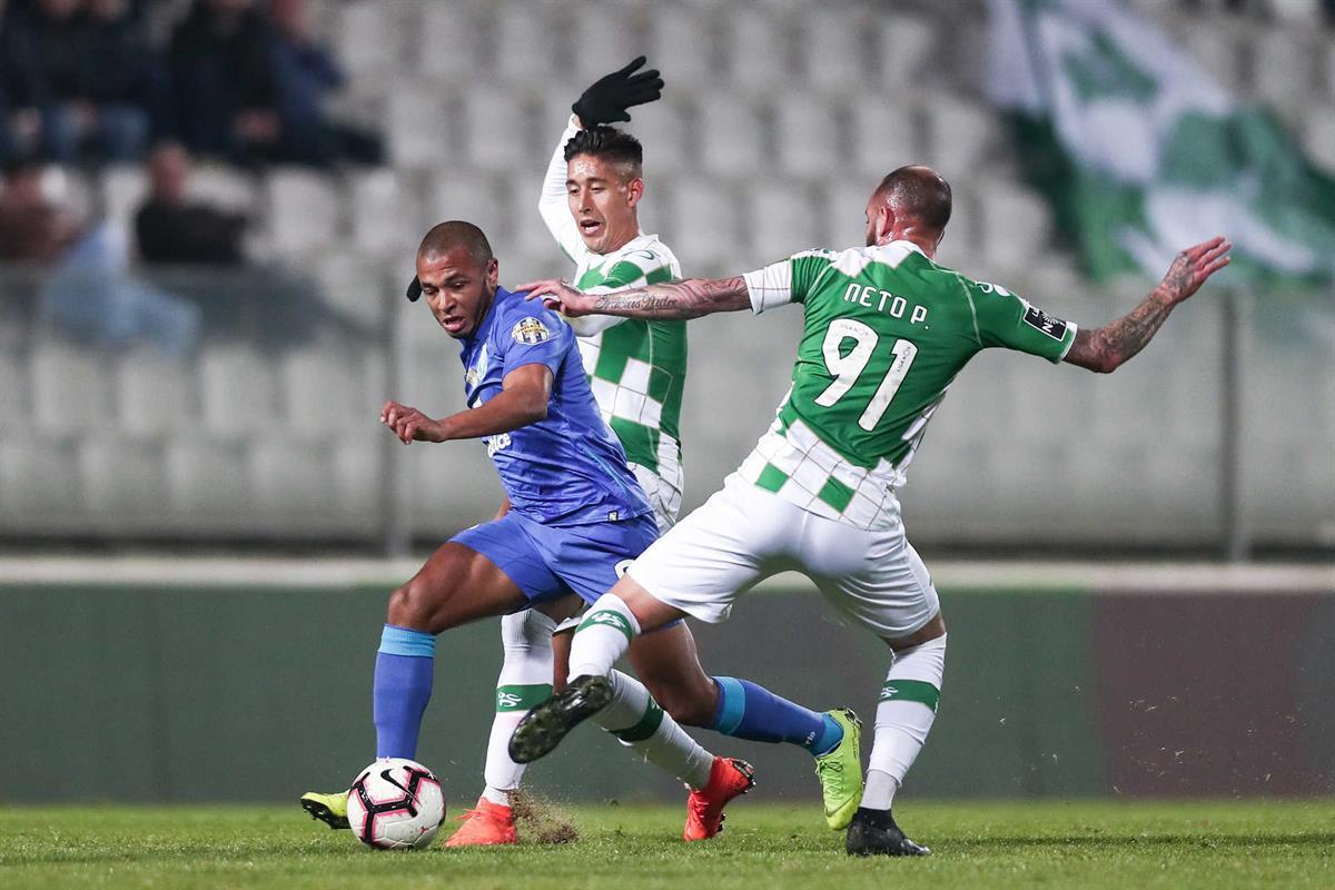 """Resultado de imagem para FC Porto vê """"voar"""" dois pontos em Moreira de Cónegos"""