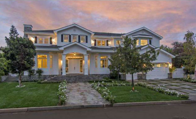 Blake Griffin's new luxury home in Pacific Palisades   Blake Griffin's new luxury home in Pacific Palisades   ng3198701