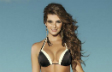 EXCLUSIVO J[###]Carolina Cruz, em forma no gin�sio