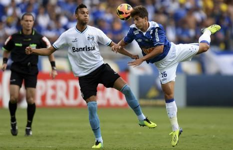 Cruzeiro acerta venda do volante Lucas Silva para o Real Madrid por 14 milhões de euros
