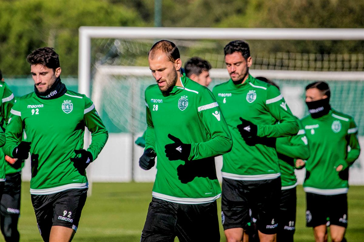 Sporting - Bas Dost