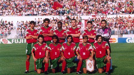 Ainda se lembra? Há 25 anos eles foram campeões do mundo em Lisboa