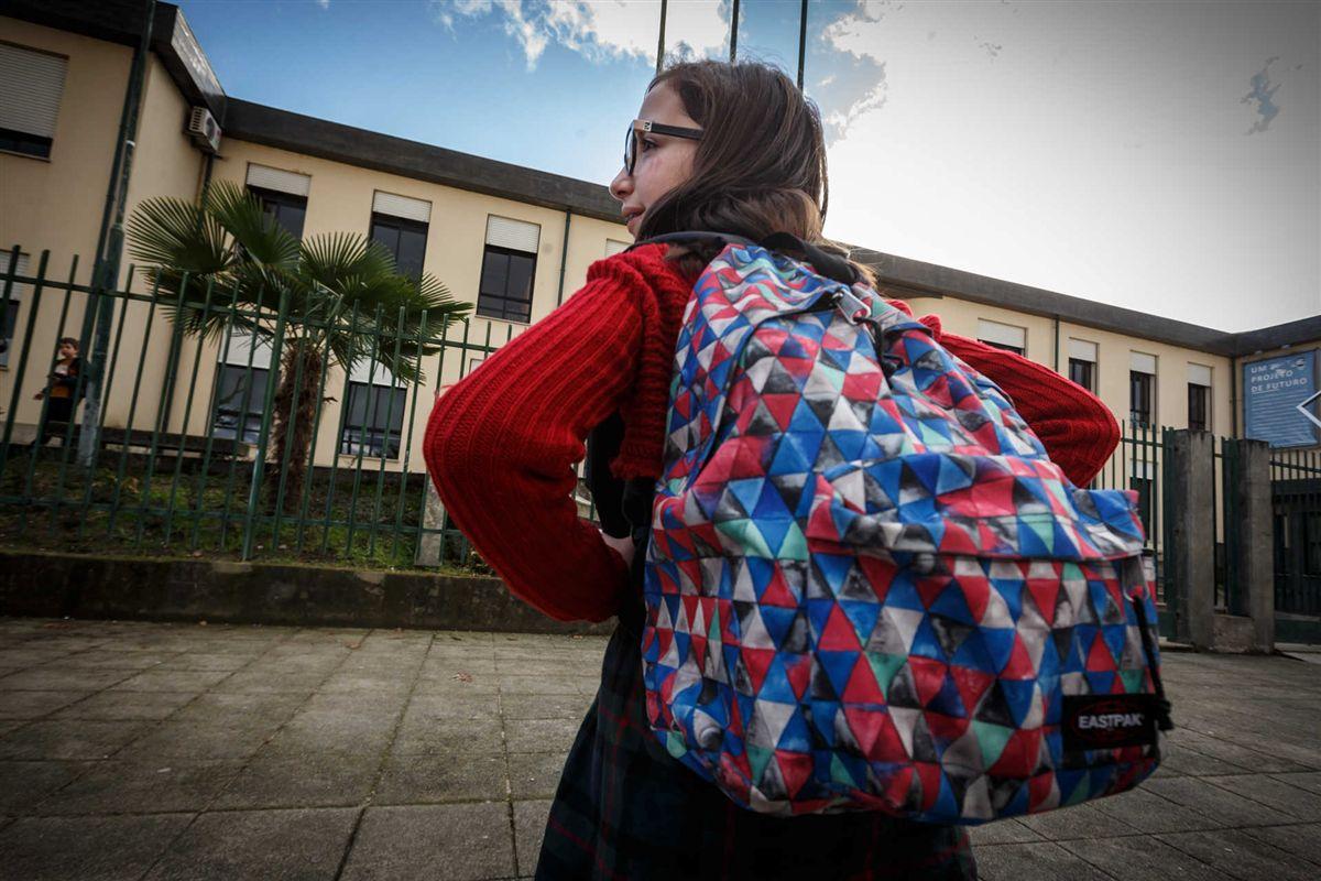Como ultrapassar o excesso de peso das mochilas escolares TSF