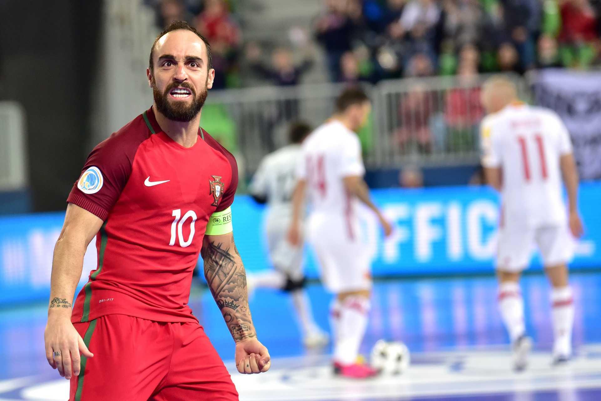 Portugal é campeão europeu de futsal ff75f6b199679