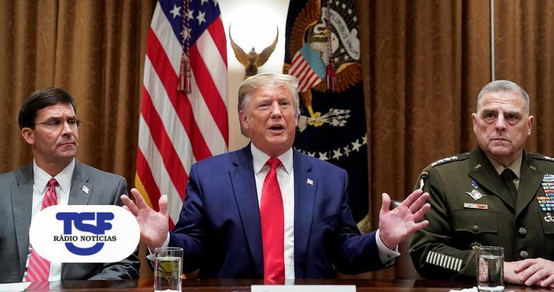 Trump recebe Erdogan na Casa Branca para primeiro encontro após ofensiva na Síria - TSF Online