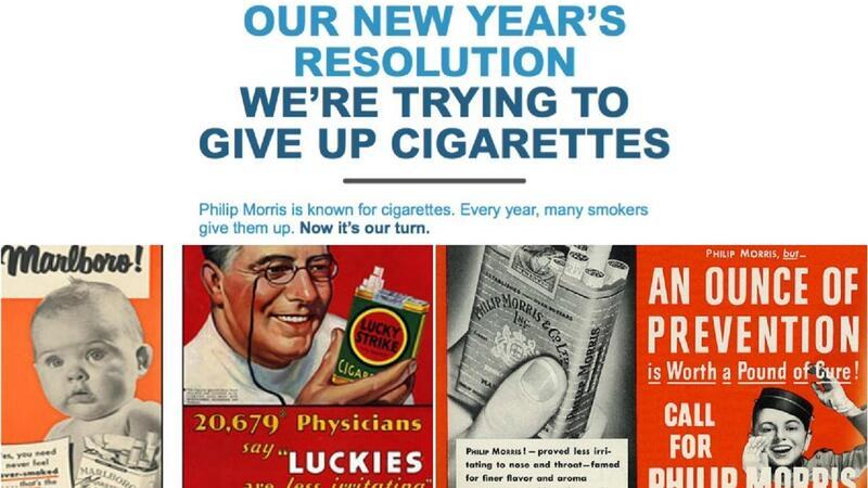 A guerra do fumo: Saúde pública vs  tabaqueiras