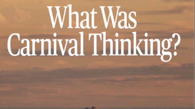 """Bloomberg Business Week: """"no que você estava pensando?"""""""
