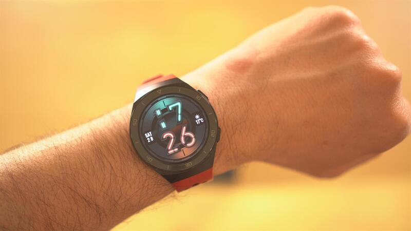 Conheça o GT2e, o smartwatch económico da Huawei