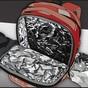 A mochila de prata