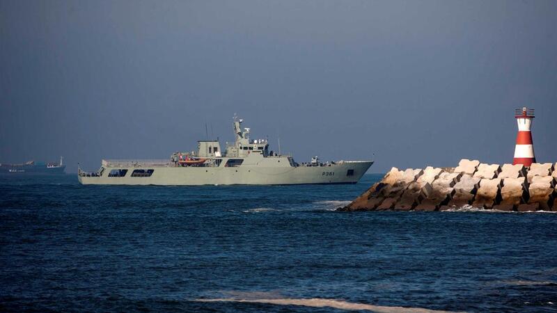 180217e829 Localizado o barco de pesca que estava desaparecido desde a última noite