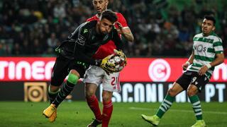 Rafa abre o marcador em Alvalade. Sporting 0-1 Benfica (2.ª parte)